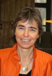 Unsere Pfarrerin Ulrike Frank-Schlamberger
